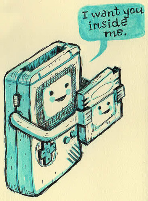 Game Boy Biatch