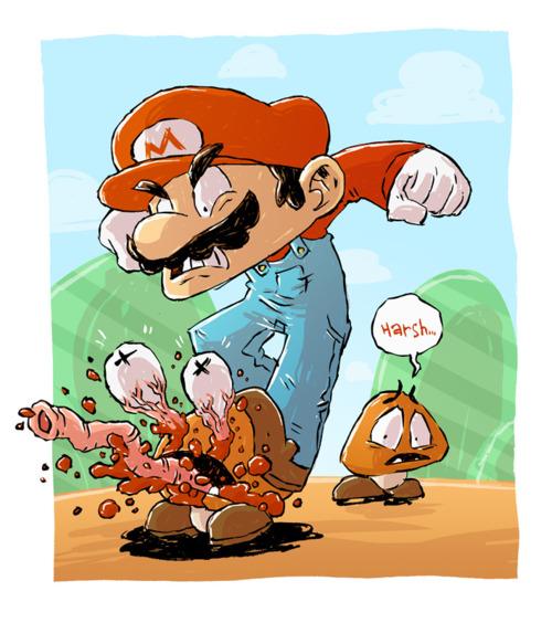 Faites Pas Chier Mario. Episode 2.