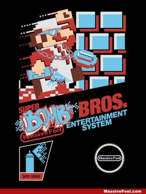 Mario, Ce Pimp.