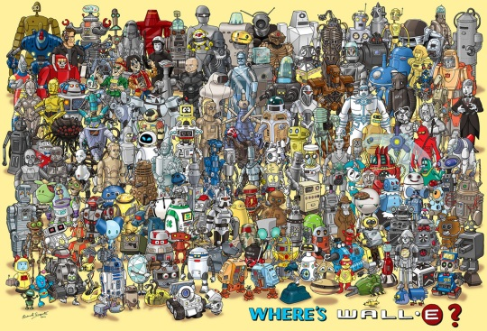 Where' s Wall E