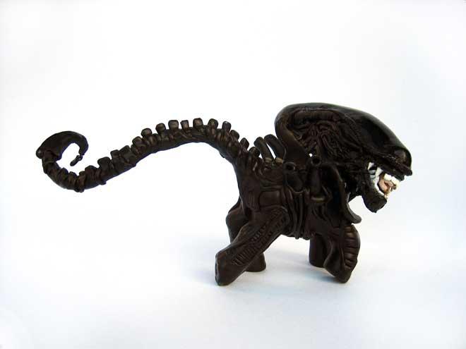 Alien Poney