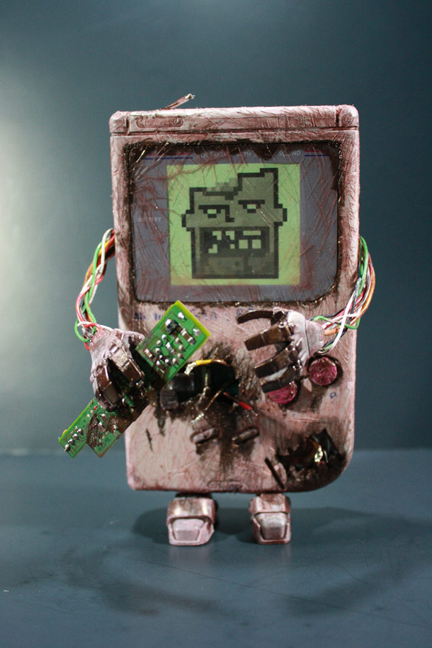 Zombi Game Boy 2