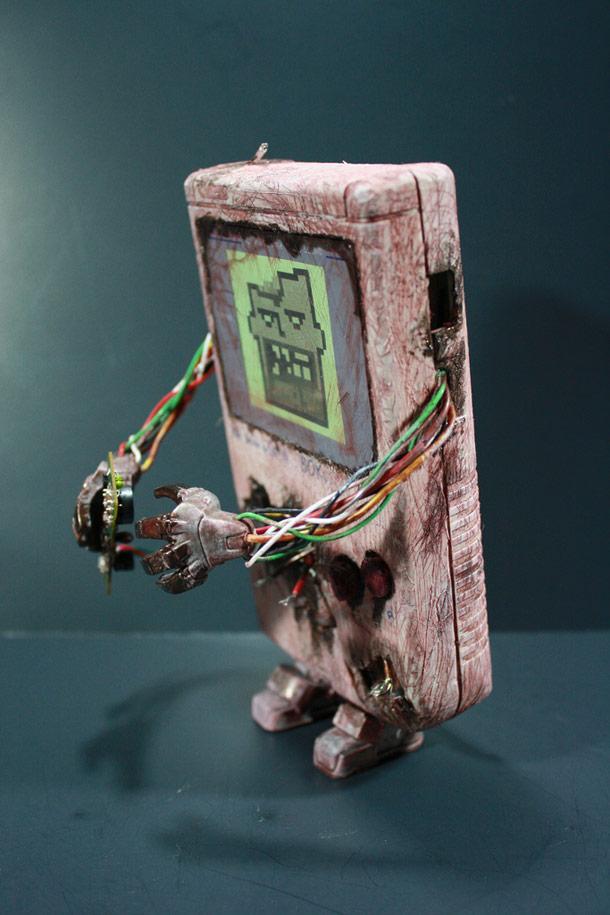 Zombie Game Boy 1