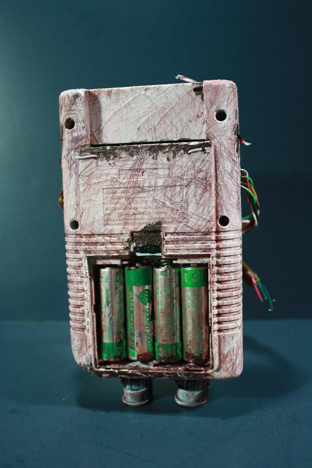 Zombie Game Boy 3